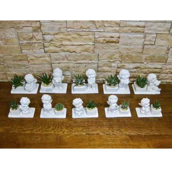 Serie angeli 10 pezzi